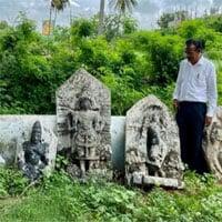 Sự thật về những bức tượng bị lãng quên ở Ấn Độ