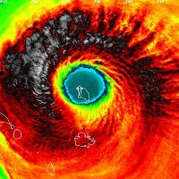 Sức mạnh hủy diệt của bão