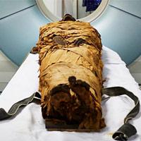 Ta đã có thể nghe được giọng nói của xác ướp 3.000 năm tuổi
