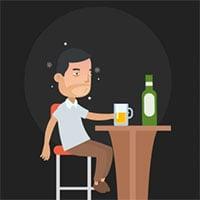 Tác động của rượu bia đối với người lái xe như thế nào?