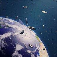 Tái chế rác thải vũ trụ, tưởng không thể mà có thể!