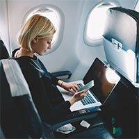 Tại sao không phải máy bay nào cũng có Wi-Fi?