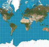 Tại sao mọi bản đồ thế giới hiện hành đều sai?
