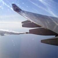Tại sao một số máy bay phải xả bỏ xăng trên không?