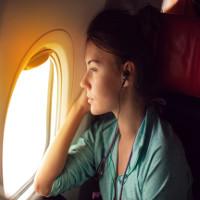 Tại sao một số người lên máy bay lại khóc như mưa?