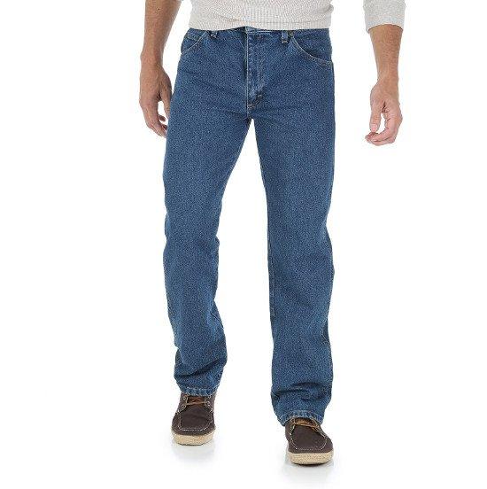 Tại sao quần Jeans lại có màu xanh?