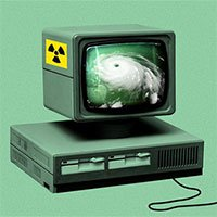 Tại sao ta không thể đánh tan bão bằng bom nguyên tử?