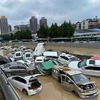 Tại sao Trung Quốc không thể dự đoán trước mưa lũ kỷ lục?