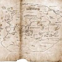 Tấm bản đồ lừa cả thế giới của gã