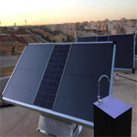 Tấm pin Mặt Trời có khả năng lọc nước thẳng từ không khí