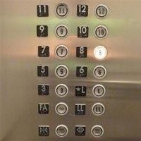 Tầng B, G, R trong thang máy là gì?