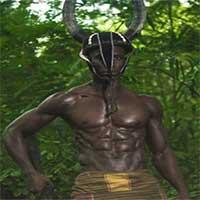 Tập gym cả ngày cũng chưa chắc có 8 múi như đàn ông ở bộ lạc này