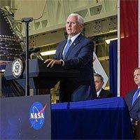 Tàu Artemis của NASA đã hoàn thành, sẵn sàng đưa người phụ nữ đầu tiên lên Mặt trăng