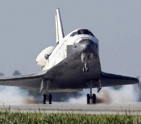 Tàu con thoi Atlantis hoàn thành chuyến bay cuối