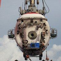 Tàu lặn Trung Quốc bắt được