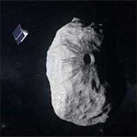 Tàu NASA chuẩn bị tấn công tiểu hành tinh gây hại Trái đất