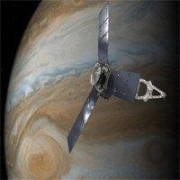 Tàu NASA sắp tiếp cận siêu bão rộng 16.000km trên sao Mộc