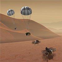 Tàu NASA sẽ vượt 1,6 tỷ km tới thám hiểm mặt trăng sao Thổ