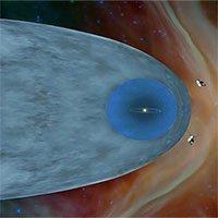 Tàu NASA truyền tín hiệu đầu tiên từ không gian liên sao