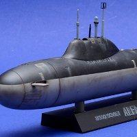 Tàu ngầm tấn công nhanh nhất thế giới: Huyền thoại Đề án 705 Alfa
