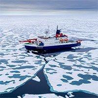 Tàu Polarstern hoàn thành sứ mệnh nghiên cứu Bắc cực lớn nhất lịch sử