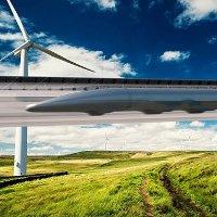 Tàu siêu tốc 1.200 km/h chạy thử thành công