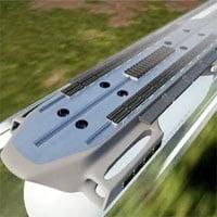 Tàu siêu tốc chạy liên thành phố tốc độ 1.000km/h
