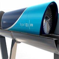 Tàu siêu tốc Hyperloop lập kỷ lục mới 386km/h