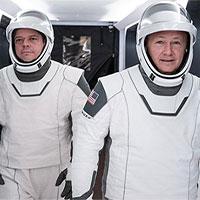 Tàu SpaceX sắp chở phi hành gia vào vũ trụ lần đầu tiên