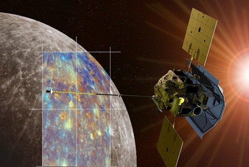 Tàu thăm dò của NASA đâm vào sao Thủy