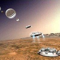 Tàu thăm dò sao Hỏa được lắp... gương