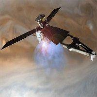 Tàu thăm dò tỷ đô của NASA bắt đầu rơi tự do xuống sao Mộc