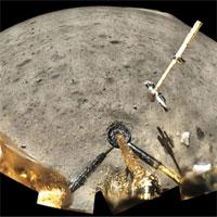 Tàu Trung Quốc đem về đá núi lửa Mặt trăng 2 tỷ năm