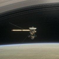 Tàu vũ trụ 3,3 tỷ USD của NASA chôn xác trên sao Thổ