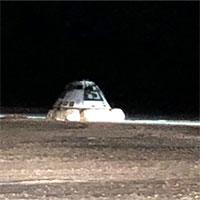Tàu vũ trụ Boeing trở về Trái đất sau sự cố