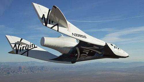 Tàu vũ trụ du lịch bay thử thành công lần 2