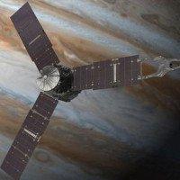 Tàu vũ trụ Juno đã