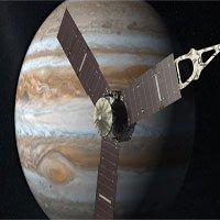 Tàu vũ trụ Juno tiếp cận thành công Sao Mộc lần thứ ba