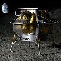 Tàu vũ trụ mang tro cốt người lên Mặt trăng năm 2021