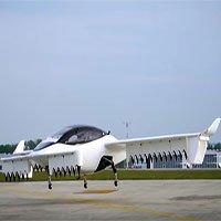 Taxi bay của Đức bay thành công chuyến đầu tiên