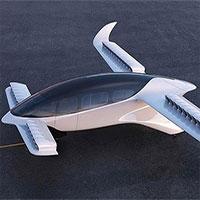 Taxi bay điện tốc độ 289km/h có thể hoạt động năm 2024