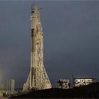 Tên lửa đẩy của SpaceX rơi xuống biển trong chuyến bay tiếp tế lên ISS