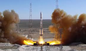 Tên lửa Nga chở vệ tinh Mexico rơi khi vừa phóng