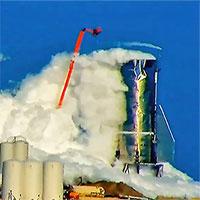 Tên lửa Starship của SpaceX nổ tung trong quá trình phóng thử