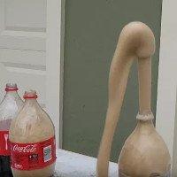 Thả muối vào Coca và cái kết bất ngờ