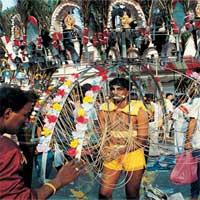 Thaipusam - Lễ hội hoang dại nhất thế giới