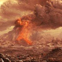Thảm họa núi lửa khủng khiếp nhất lịch sử nhân loại