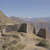 Thành phố Inca cổ đại trên núi cao 4.000m