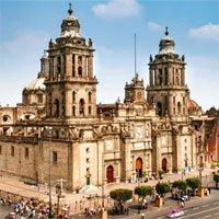 Thành phố Mexico đang