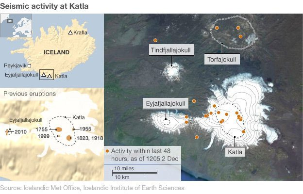 Thế giới sắp có thảm họa núi lửa mới